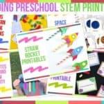 Trending Preschool STEM Printables