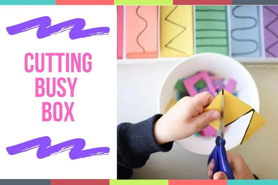Cutting Busy Box