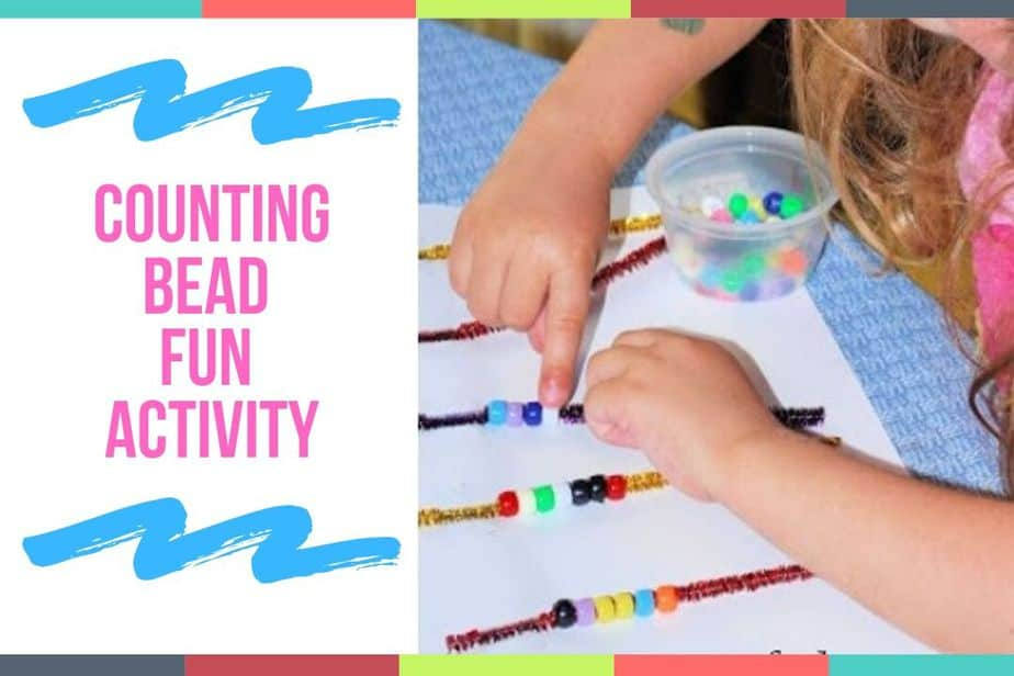 Counting Bead Fun Activity