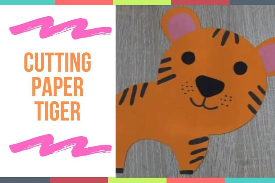 Cutting Paper Tiger