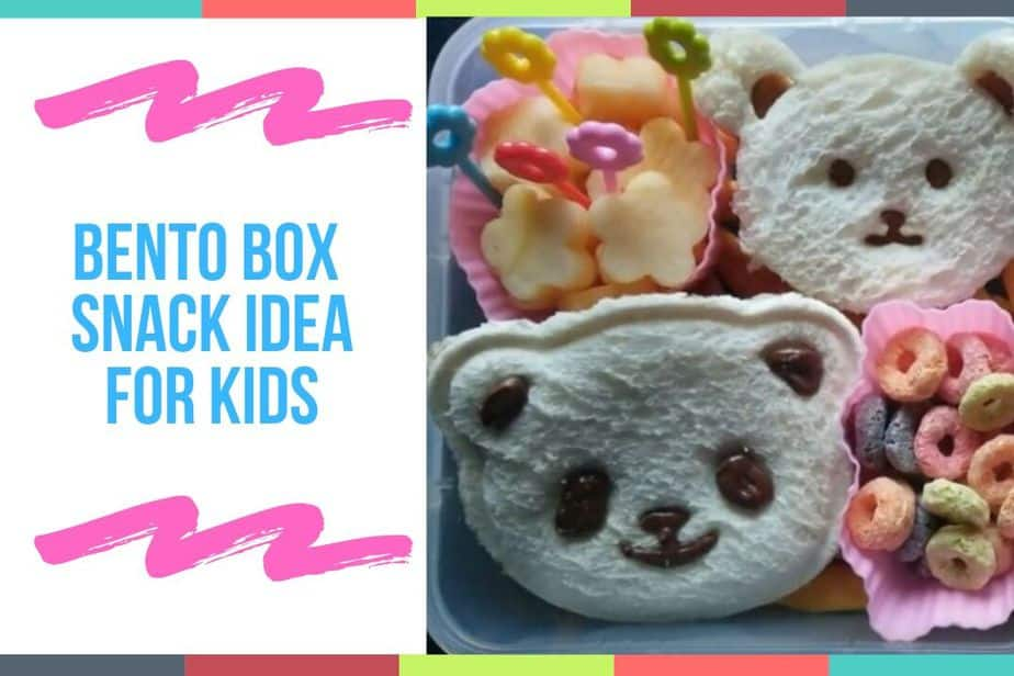 Bento Box Snack Idea for Kids