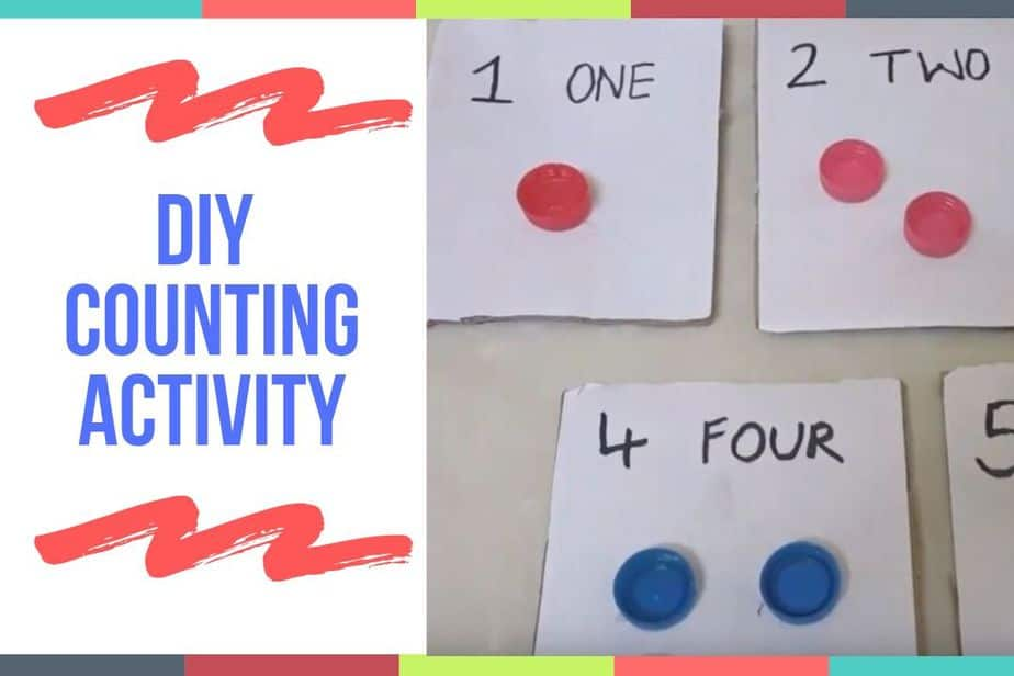 DIY Counting Activity