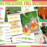 Trending Preschool Fall Outdoor Games