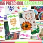 Trending Preschool Garden Art Ideas