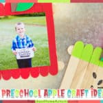 15 Preschool Apple Craft Ideas (You'll Love)