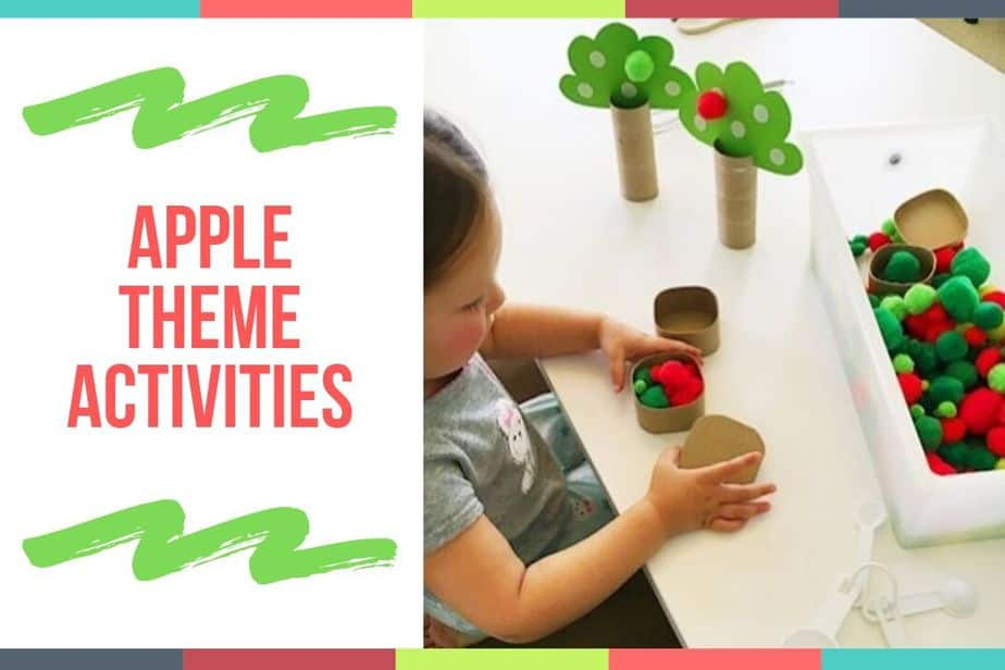 Apple Theme Activities
