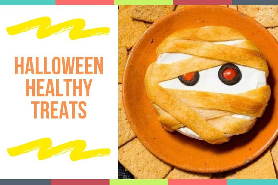 Halloween Healthy Treats