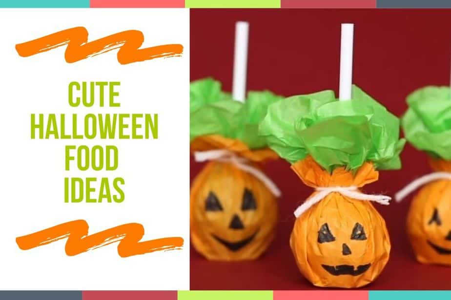 Cute Halloween Food Ideas
