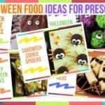 Halloween Food Ideas For Preschool
