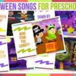 Halloween Songs For Preschoolers