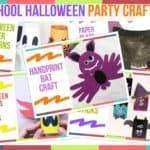 Preschool Halloween Party Craft Ideas