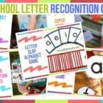 Preschool Letter Recognition Games