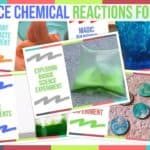 Science Chemical Reactions For Kids