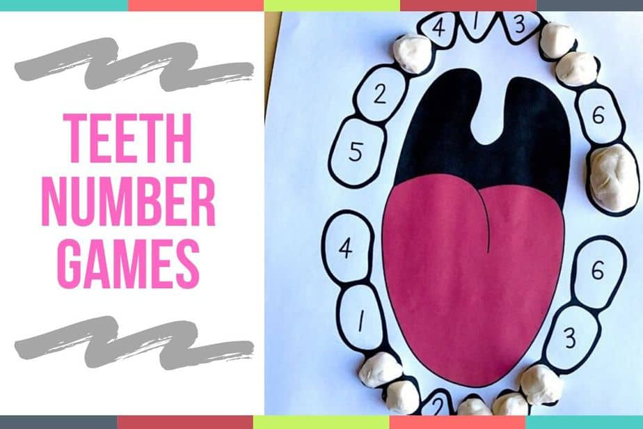Teeth Number Games