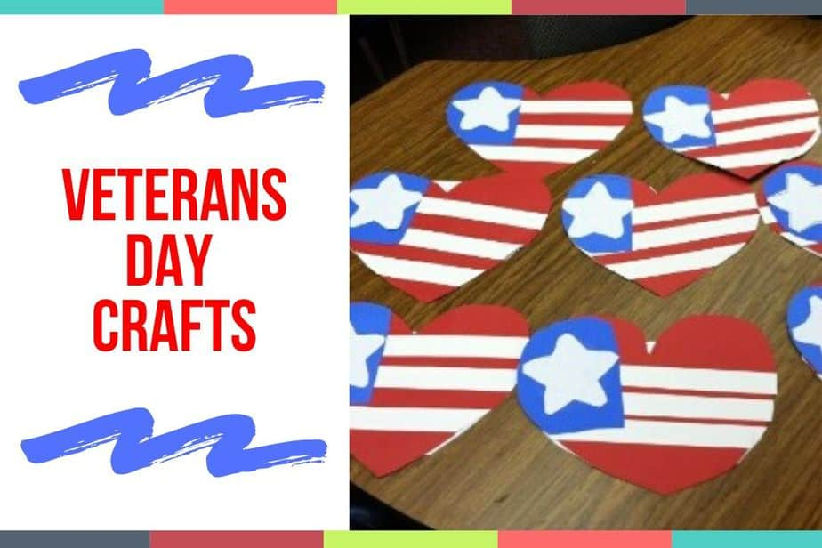 Veterans Day Crafts