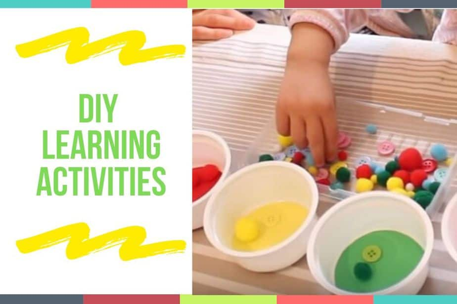 DIY Learning Activities