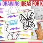Fun Drawing Ideas For Kids