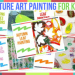 Nature Art Painting For Kids