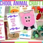 Preschool Animal Craft Ideas