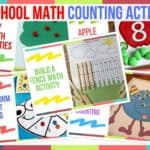 Preschool Math Counting Activities