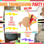 Preschool Thanksgiving Party Games
