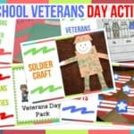 Preschool Veterans Day Activities