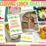 Thanksgiving Lunch Ideas For Kids