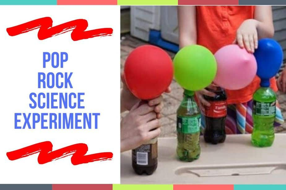 Pop Rock Science Experiment