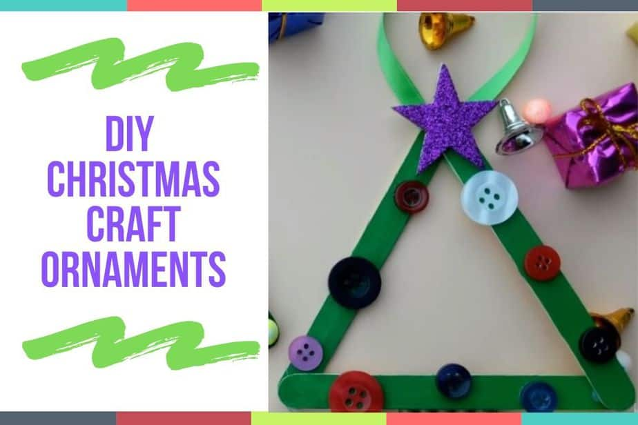 DIY Christmas Craft Ornaments