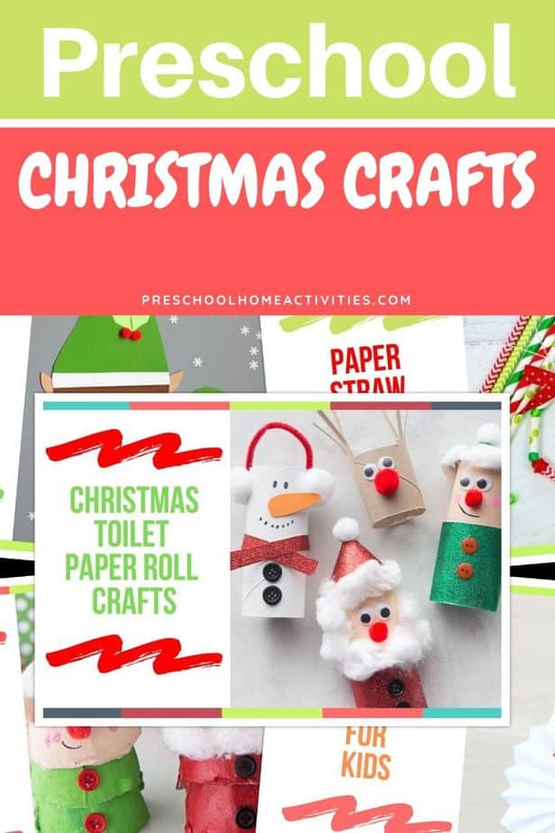 Christmas Crafts For Preschoolers (1)