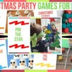 Christmas Party Games For Pre-K