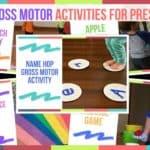 Fun Gross Motor Activities For Preschool