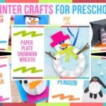 Fun Winter Crafts For Preschoolers