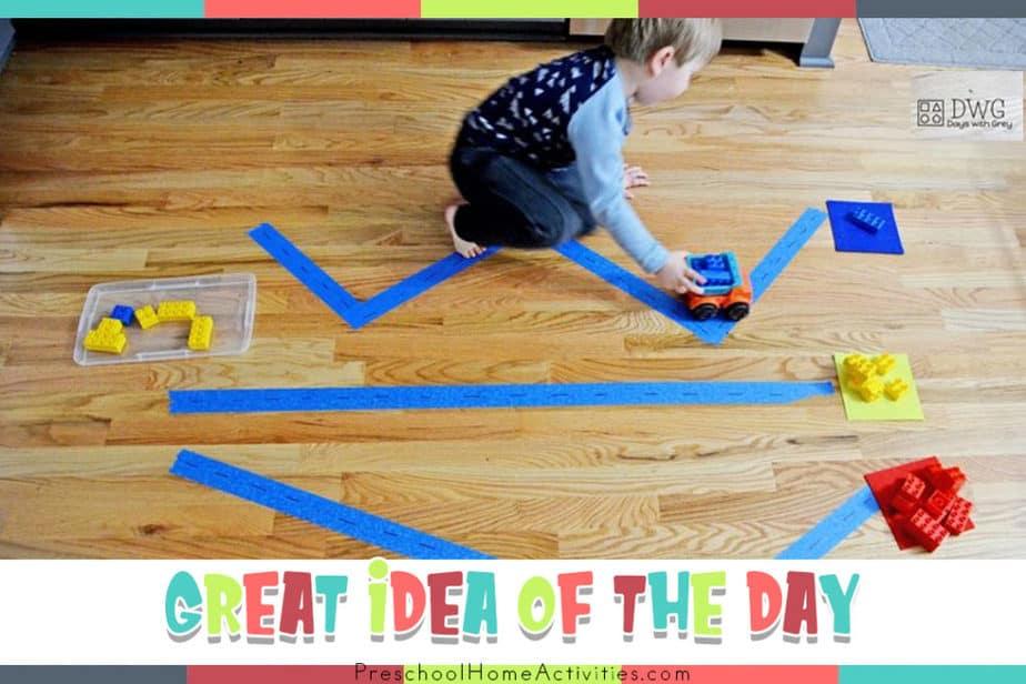 Pre Writing Technique for Preschoolers