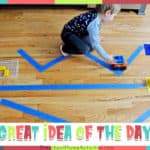 Fun Pre Writing Technique for Preschoolers