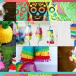 Tiny Pinatas (10 PreK Cinco De Mayo Ideas)