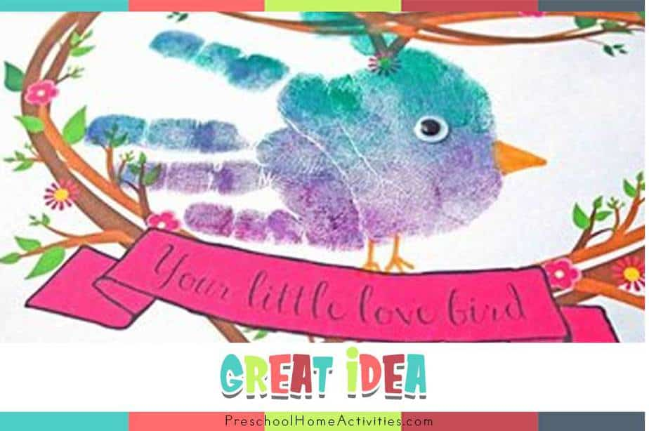 Great Idea Preschool Mothers Day Gifts to Make