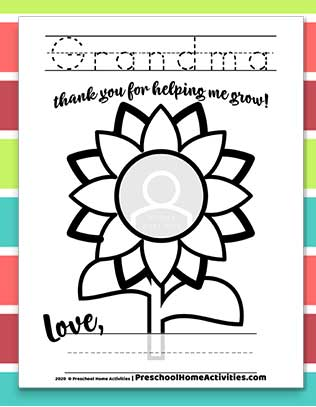 Mothers Day Cards for Grandma Download