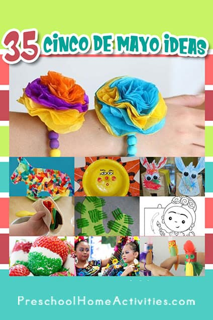 Pinterest Great idea Cinco De Mayo Toddler Crafts