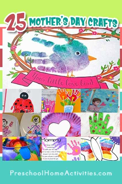 Pinterest Preschool Mothers Day Gifts