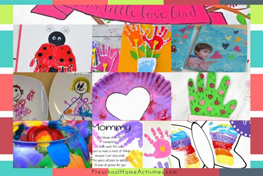 featured Preschool Mothers Day Gifts to Make