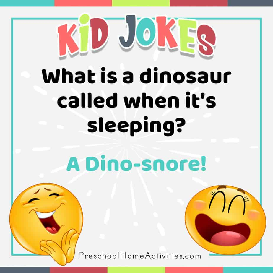 Jokes for Preschool