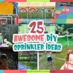 Outdoor Water Play Sprinklers (25 Ideas)