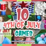 Fourth of July Activities for Preschoolers (10 Games!)