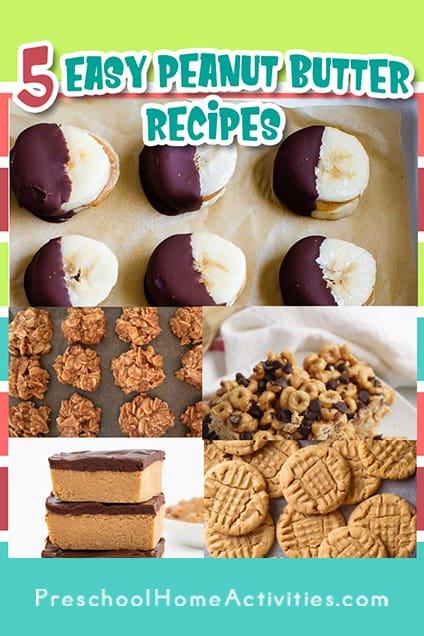 National Peanut Butter Lovers Month Recipes Pinterest