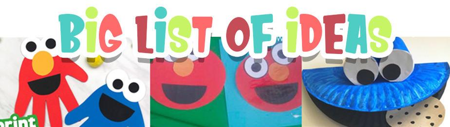 Sesame Street Day 2020 Big List