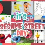 Sesame Street Day 2020 (Best Preschool Activities)