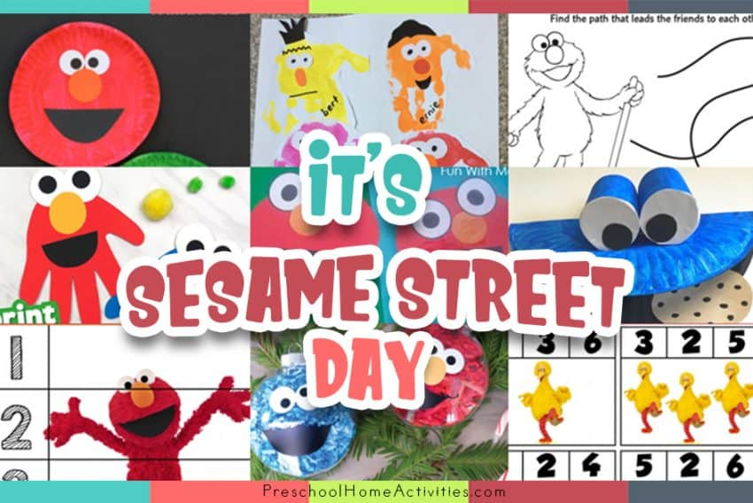 Sesame Street Day 2020 Feature