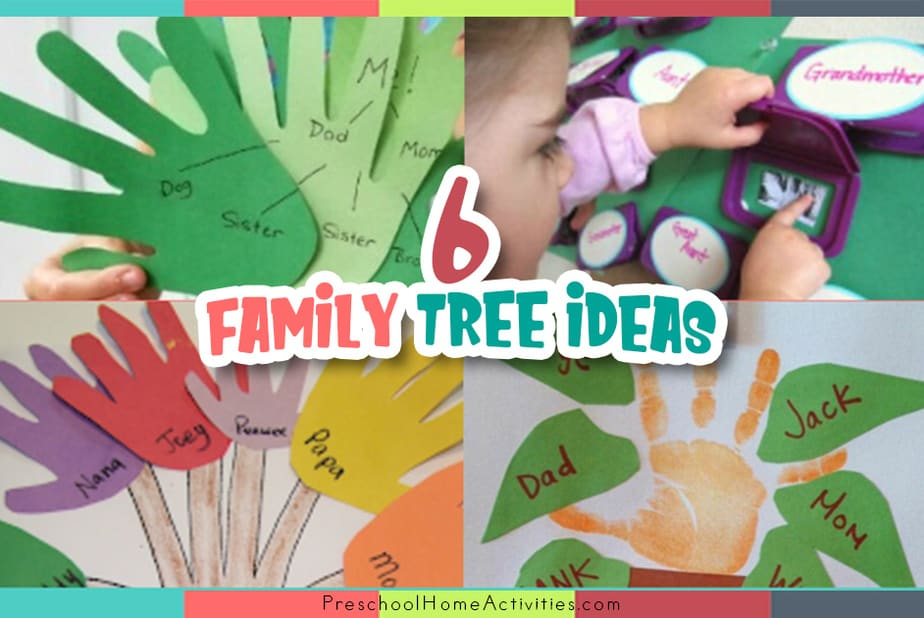 Family Tree ideas for Kids featured image