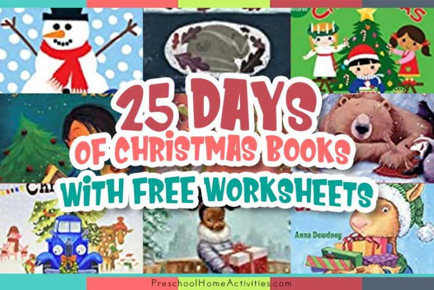 25 Days of Christmas Books and Activities featured_image